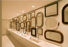 Espelhos!!! Como Usar na Decoração?