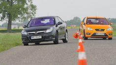 Szybki samochód wcale nie musi być sztywny ani głośny. Sprawdzamy, jak wypadają pod względem trwałości i frajdy z jazdy dwa auta z różnych klas, lecz w tej samej cenie i mające zbliżone osiągi. W naszym porównaniu Opel Vectra kontra Ford Focus