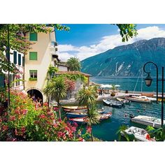 my favorite place in the world. limone, italy <3