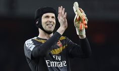 Petr Cech urges Arsenal to respond to their defeat by Chelsea as title race heats up...