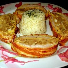 Meat Recipes, Cookie Recipes, Chicken Recipes, Roasted Pork Tenderloins, Hungarian Recipes, Pork Roast, Food 52, Food And Drink, Lunch