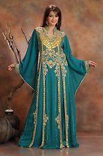 Wedding Dress, Gown, Renaissance Royal Kaftan Fancy Thobe  Islamic Cloths 3444