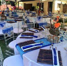 Wedding decor for a Sotho wedding - Reny styles