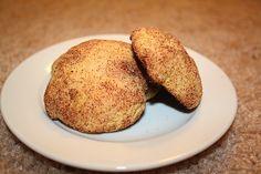 Gluten free snickerdoodles #fitfluential