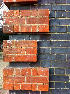 1000 images about brickwork details on pinterest for Brick quoin detail
