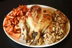 lemon and honey crock pot chicken - eating whole with lauren brimley