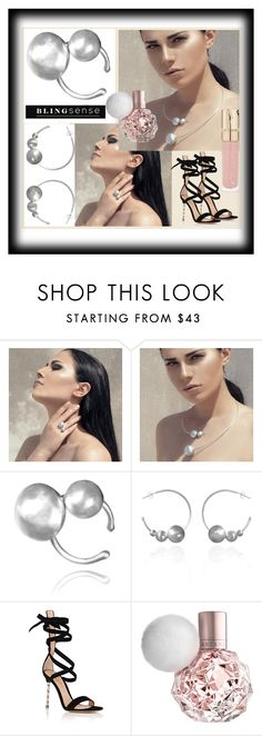 """""""& BlingSense & 3/I"""" by lightcoti ❤ liked on Polyvore featuring Gianvito Rossi and Smith & Cult"""