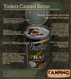 http://www.campingsurvival.com/yodersbacon.html