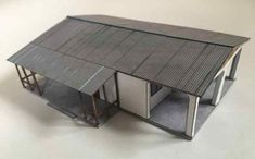 Created by Czech team from Britrex website , this Tanoy House paper model, from Arma 3 Apex videogame,  is in  HO scale (1/87 scale) . You...
