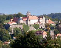 Kronach - Cranach-Stadt im Frankenwald