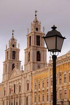 Palacio Nacional de Mafra