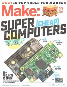 Make: Super Cheap Computers