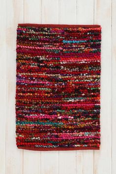 Magical Thinking Woven Loop Rug #urbanoutfitters