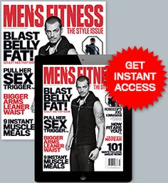 Win a gift bag that contains all of the Men's Fitness 2016 Look Great Award Winners valued at over $1,000! (5 Winners)