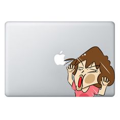 [ Misae Nohara ] TRAPPED SERIES FOR MACBOOK & LAPTOP