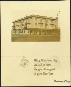 Prince George Hotel - Christmas Greeting Card #TBT Christmas Greeting Cards, Christmas Greetings, Cheer, Prince, Humor, Xmas Cards, Christmas Cards, Christmas Card Sayings, Cheerleading