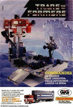 Commander GiG