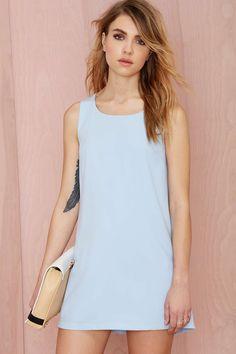 Joa Drifter Shift Dress | Shop Style Detox at Nasty Gal