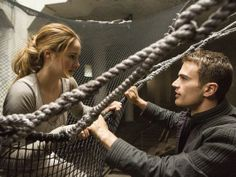 Shailene Woodley, Theo James begin filming 'Insurgent' | ITS OFFICIAL! Allegiant will be in two parts...