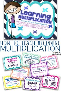 Teaching Multiplcati