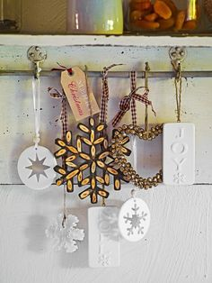 Deck the halls - decorate your home this #Christmas with #johnlewis baubles