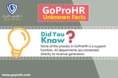 FRANCHISE  Apply for our franchise and get our in house researched on recruitments, HR, HR Training Process plus Regional profit sharing of GoProHR.  Connect with GoProHR and get access to our in house process related to recruitments and trainings. Be our regional HR advisory of our software. Be a part of GoProHR earnings in your franchise area. CONTACT AT FRANCHISE@GOPROHR.COM