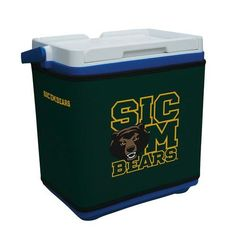 Baylor Bears Ncaa Rappz 18qt Cooler Cover - VIC-810009BAY-002