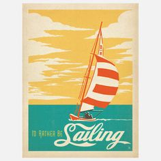 sailing - more stuff from the awesome Anderson Design Group