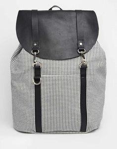 Jack Wills Canvas Backpack