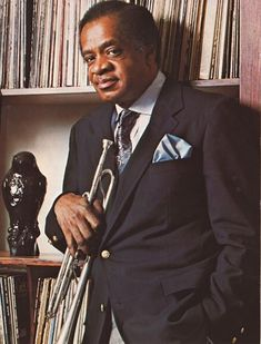 "didierleclair: ""Donaldson Toussaint L'Ouverture Byrd II, known as Donald Byrd, superb jazz player"""