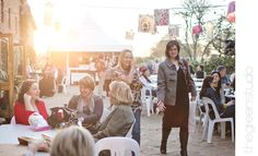 A beautiful afternoon with friends at KAMERS is always a hit!  Photo by @Ria Green via @The Pretty Blog