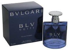 BLV Notte Pour Femme EDP 2.5 Oz