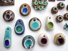 ceramic jewelry - Flickr: Search
