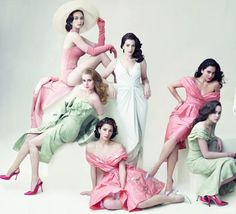 annie leibovitz vanity fair group photos - Bing Images