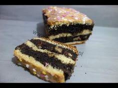 Bardzo ciekawy makowiec! Pyszny i prosty makowiec składany! Jak zrobić makowiec składany #Makowiec - YouTube Cake, Food, Youtube, Recipes, Salad, Pastel, Kuchen, Cakes, Rezepte