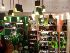 loja Outer. Shoes, Goiânia, Brasil.