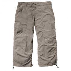 JACK WOLFSKIN Savanna 3/4 Pants Mens
