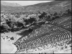 https://flic.kr/p/24Dc9Ee | Θέατρο Επιδαύρου. Φωτογραφία: Βούλα Παπαϊωάννου.