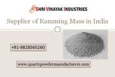 #rammingmass #quartzlumps #quartz #grit #supplier #exporter #manufacturer #industries #refractoriness #India #mineral #business #talcum #industry #paint #paper #grains #talc #powder
