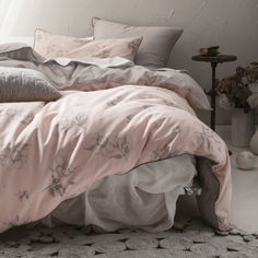 Linen House Rosalina Quilt Cover Set Exclusive To Snooze
