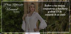Unusual Exclusive, venta de ropa para dama por catálogo y tienda en linea, encuéntranos en todo Colombia Linen Dresses, Latest Trends, Tent, Colombia, Women