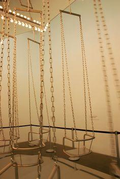 Carsten Holler swing