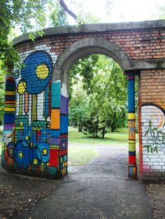 Street art on the park on Cuza street Romania, Street Art, Park, Country, City, Rural Area, Parks, Cities, Country Music