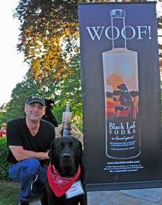 Black Lab Vodka proud sponsor of ECAD - Alane Donahey, this ones for you!