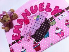 Toalha de Mão personalizada e customizada com tecidos 100% algodão. R$ 30,00