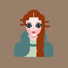 It's my favorite time of week again! #gameofthrones #sansastark #got #design #illustration