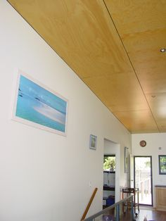 Interior Hoop Pine Plywood Ceiling | Johns Building Supplies