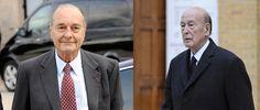 Chirac, VGE : découvrez le montant de leur retraite