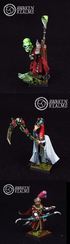 Awaken Realms Empire Army Showcase
