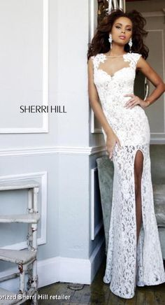 Sherri Hill Dress 4316 | Terry Costa Dallas @Terry Song Costa #sherrihill